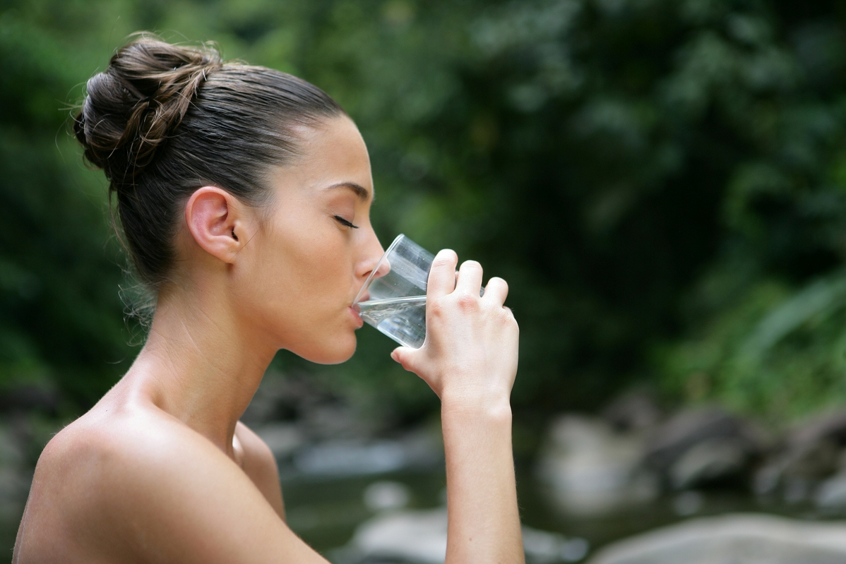 El agua es vital para nuestro cuerpo