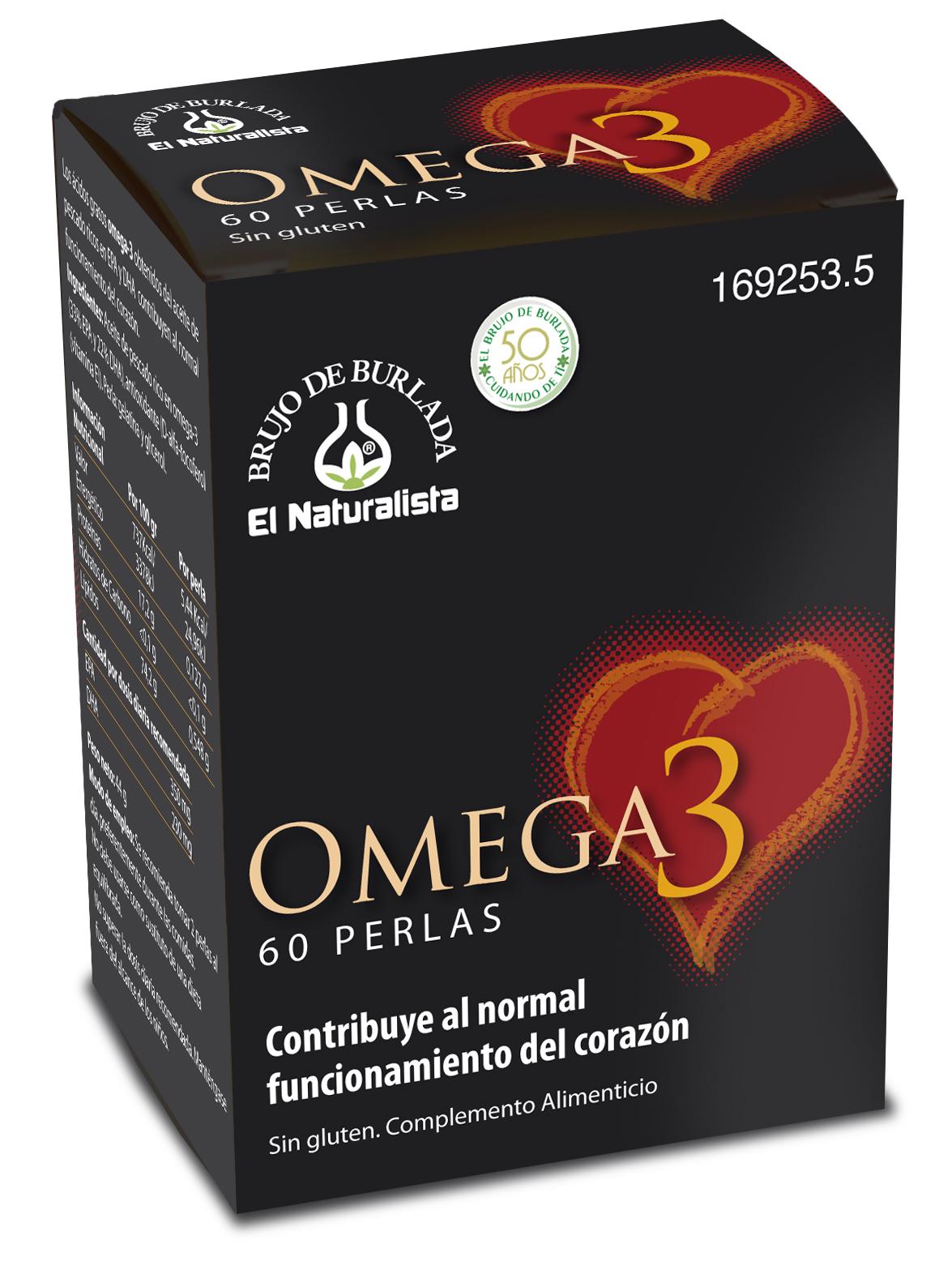 Omega 3 imagen