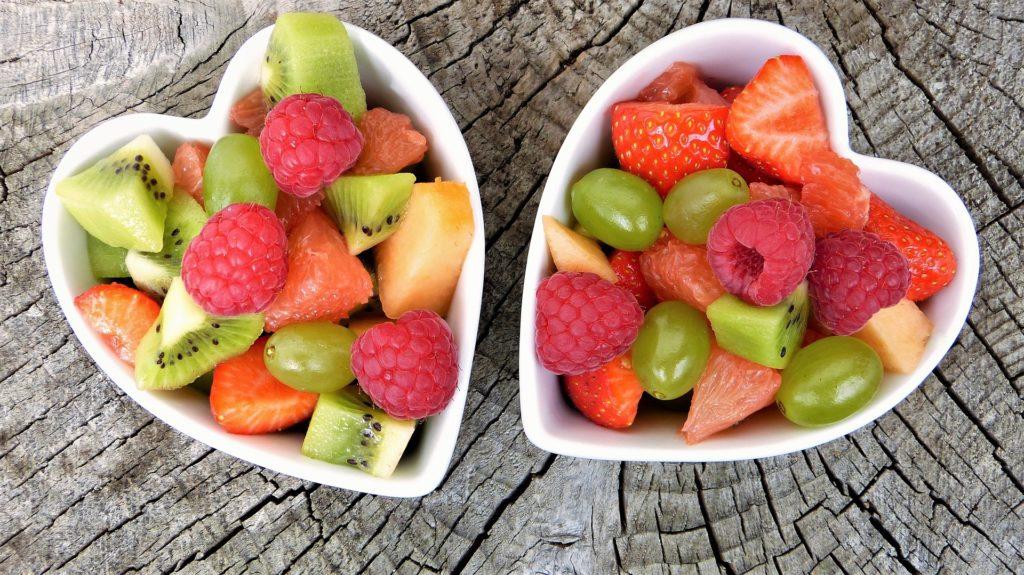 Grupos de alimentos y sus cualidades