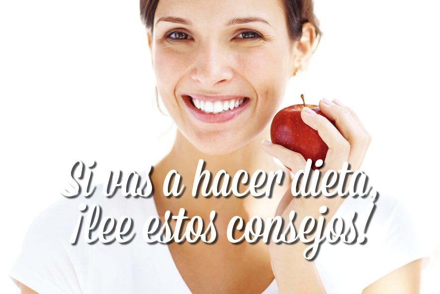 El naturalista_Consejos para hacer dieta