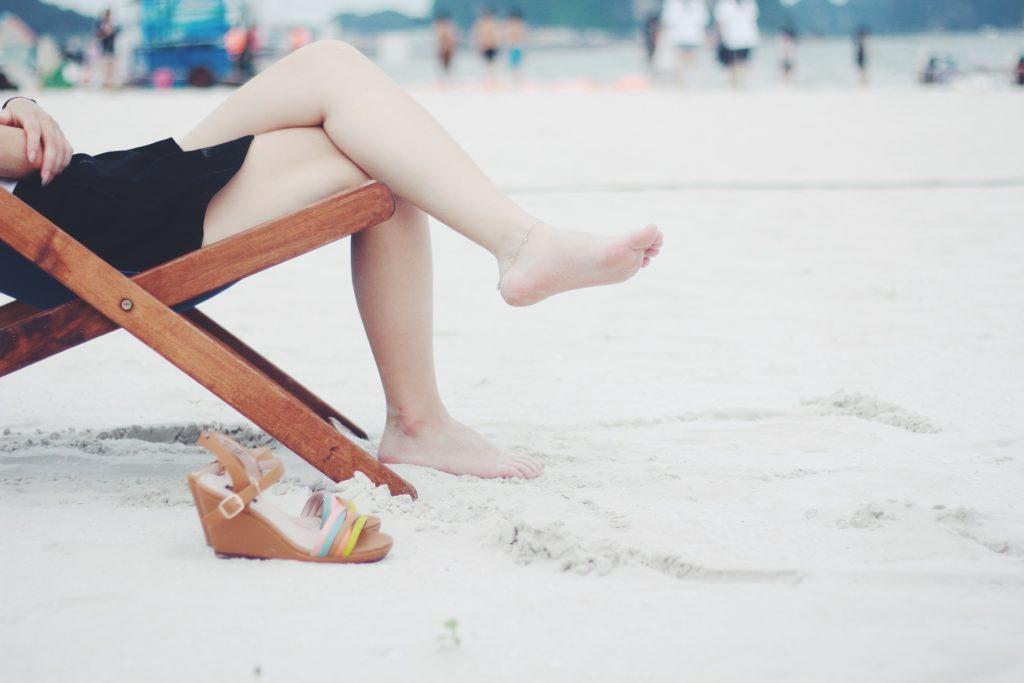 Cómo cuidar las piernas con la llegada del calor