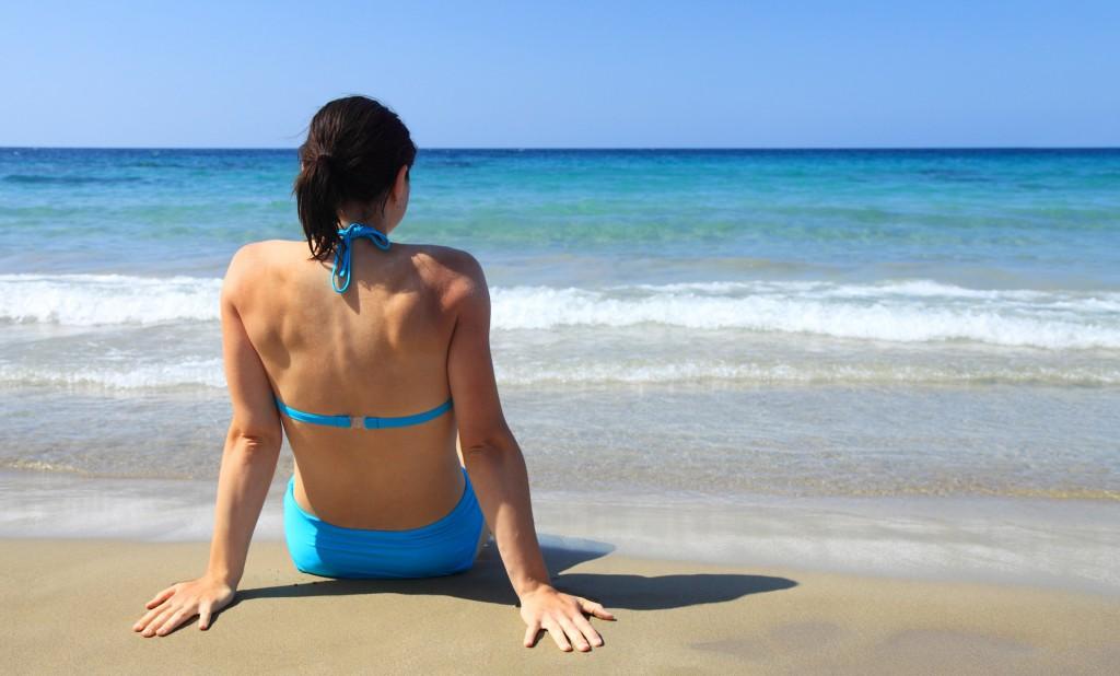 Cuida tu piel para un bronceado natural