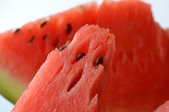 Frutas de verano: beneficios de la sandía