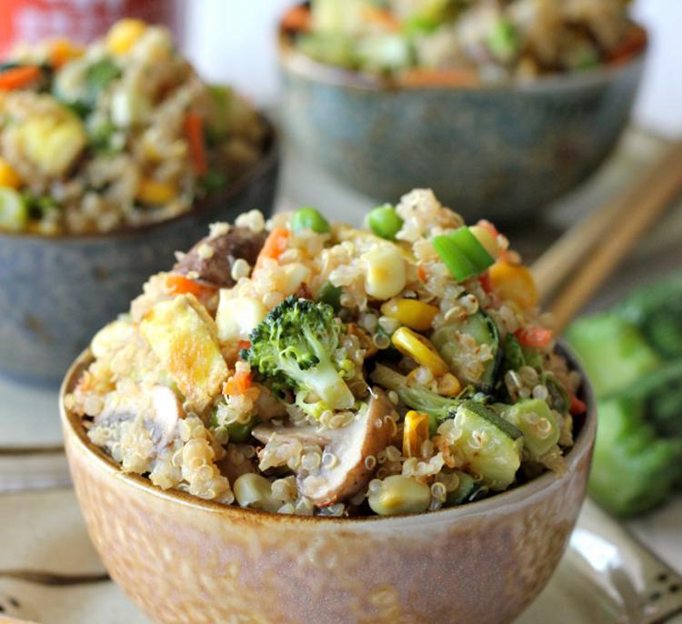 quinoa-con-verduras