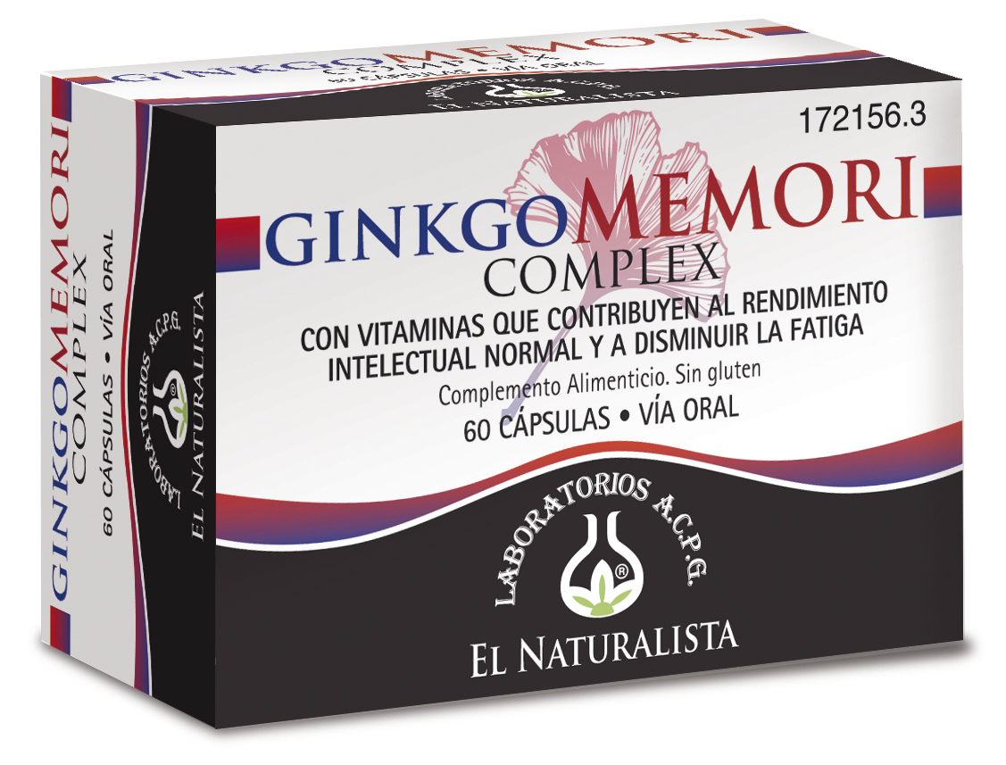 GinkgoMemori