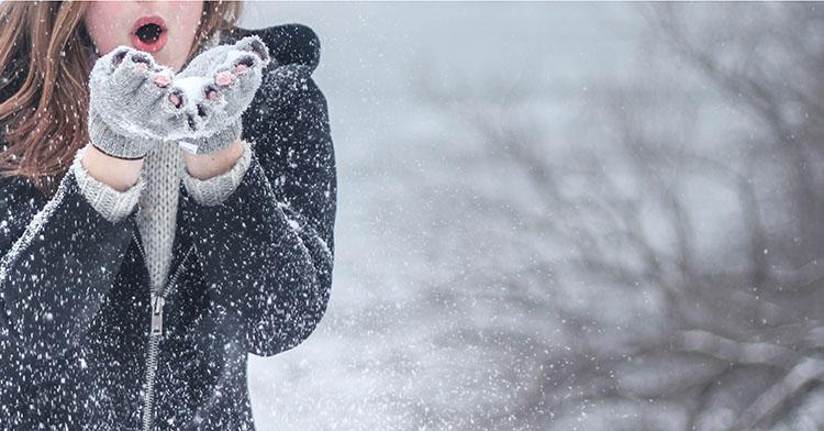 Si estás triste, culpa al frío