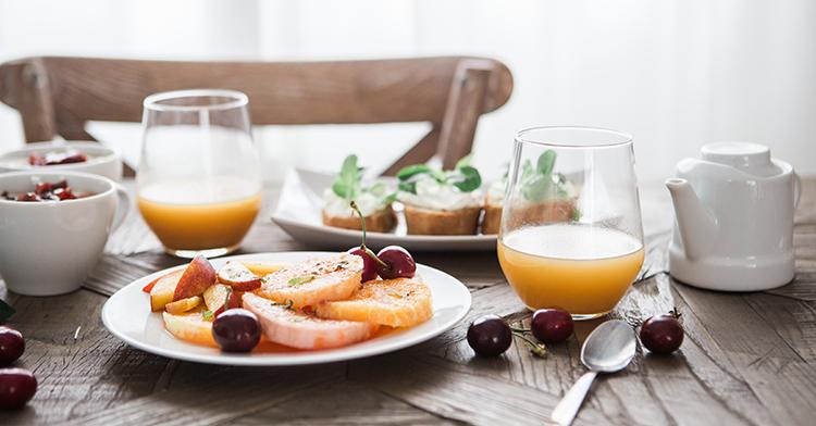 Los mejores alimentos para el desayuno
