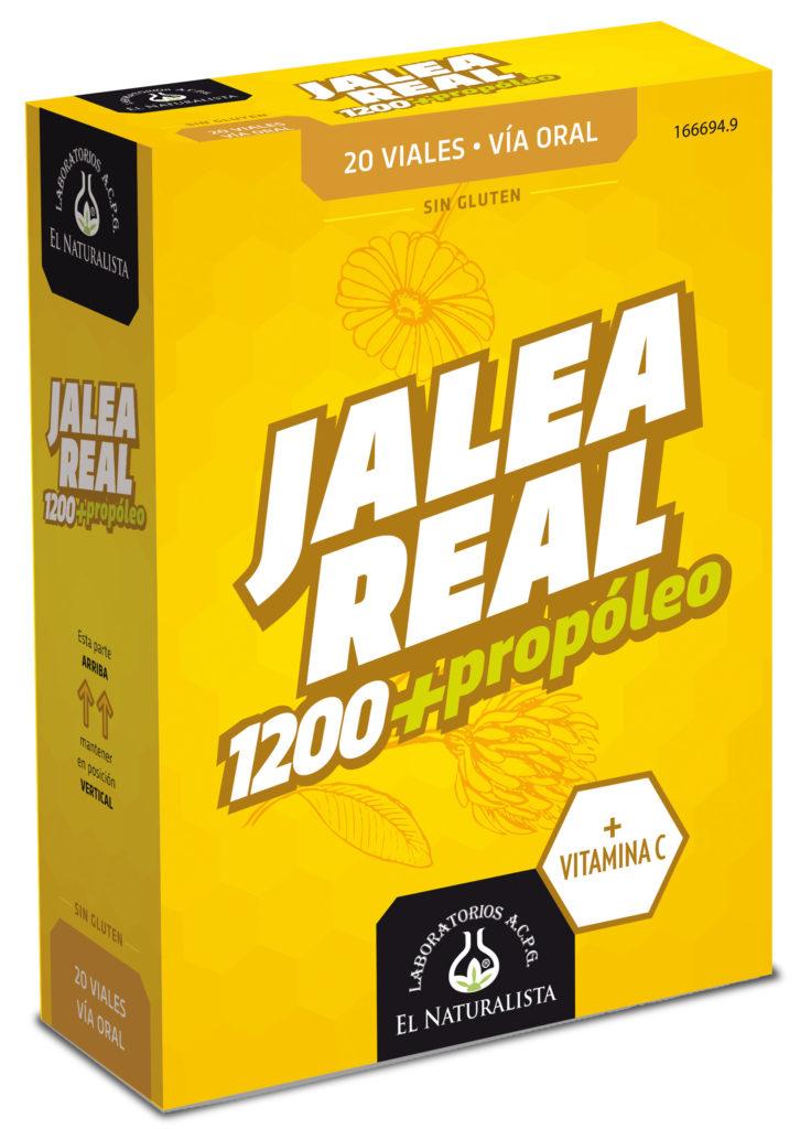 JALEA REAL CON PROPOLEO